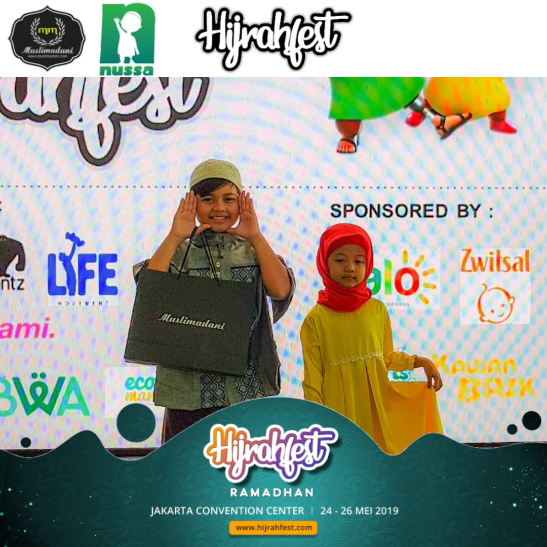 Nusa dan Rara-Hijrahfest 2019